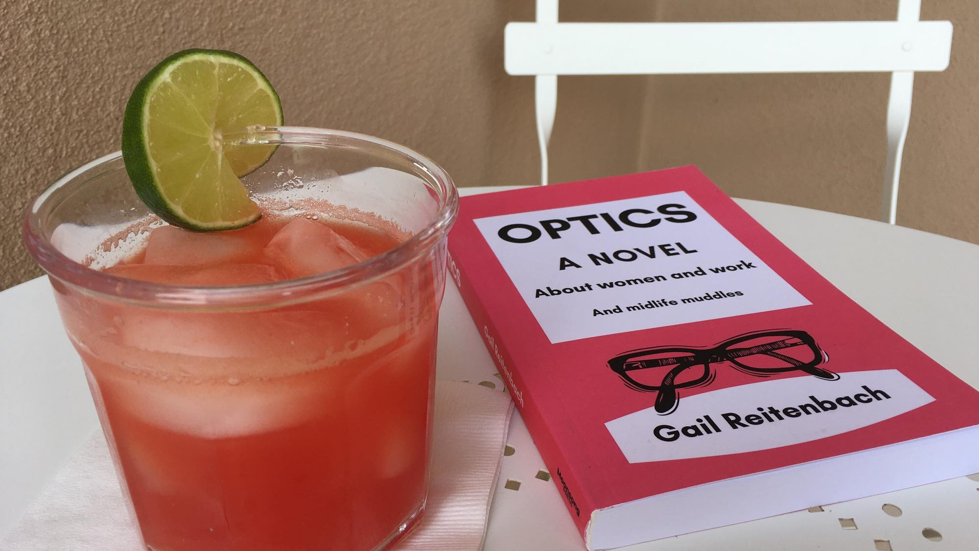 Watermelon agua fresca and Optics